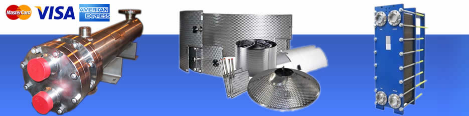 Sanitary Heat Exchangers